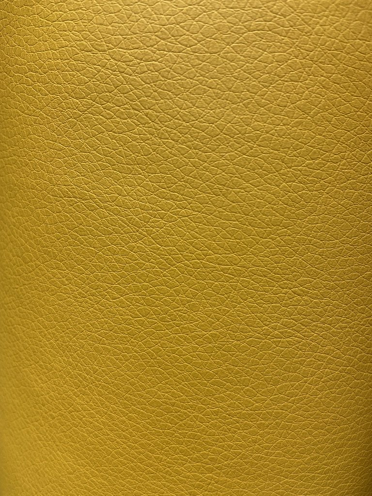 Faux Leather- EKOKUIR- Matte Curry  STH#11229502