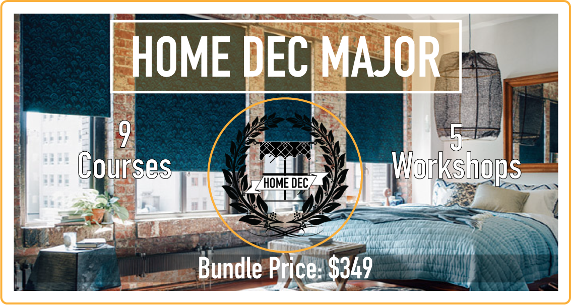 Home Dec Major