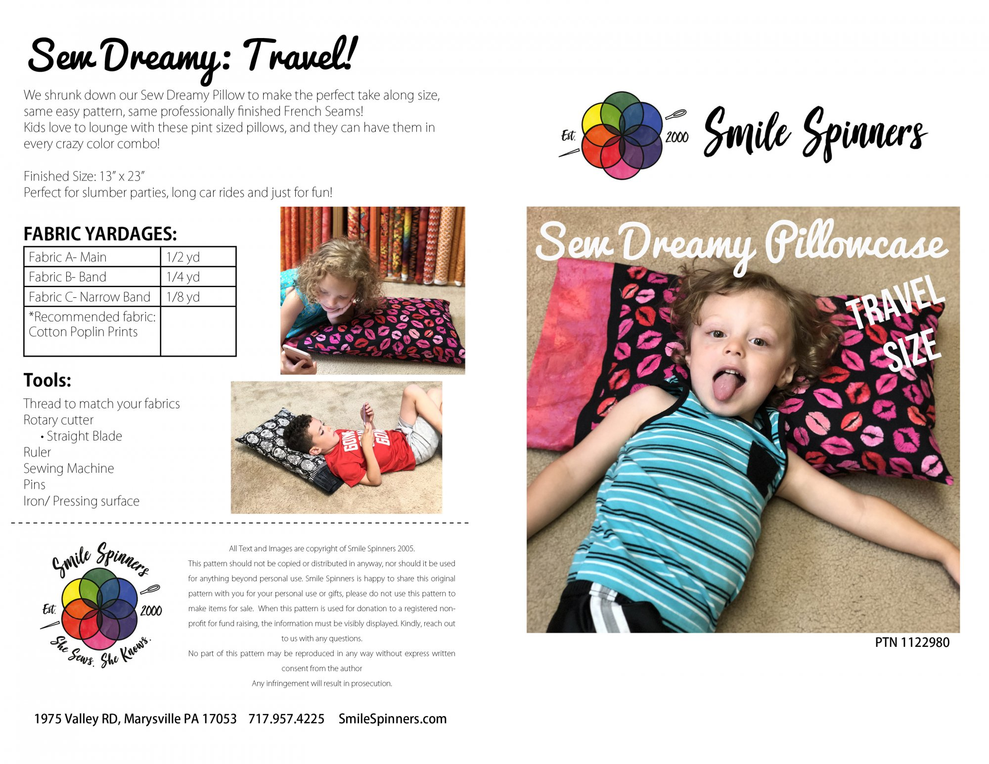 Sew Dreamy: Travel