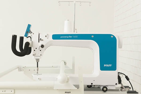 Powerquilter 1650 With 10 FT Frame