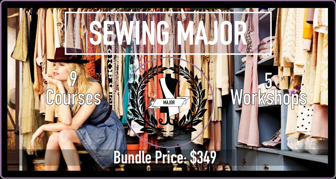 Sewing Major
