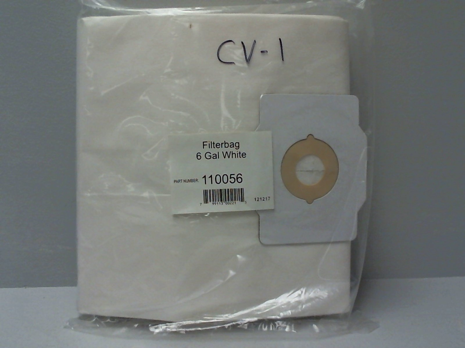 110056 CV-1 BAG 6PK