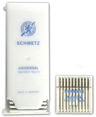 80/12 UNIVERSAL SCHMETZ NEEDLES 10pk
