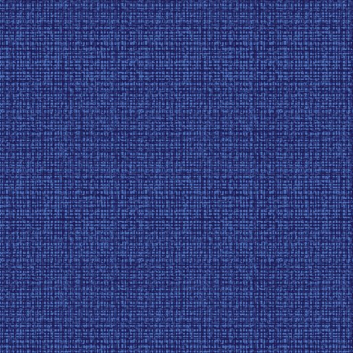 Cobalt Blue Color Weave (by the yard)