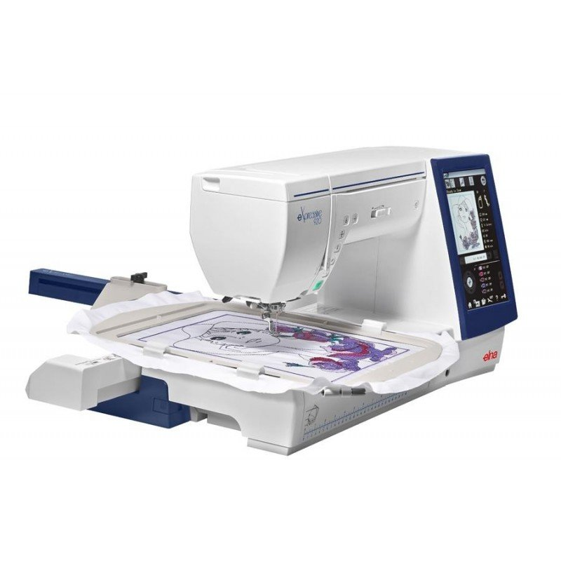 Elna 920 eXpressive sewing and embroidery machine