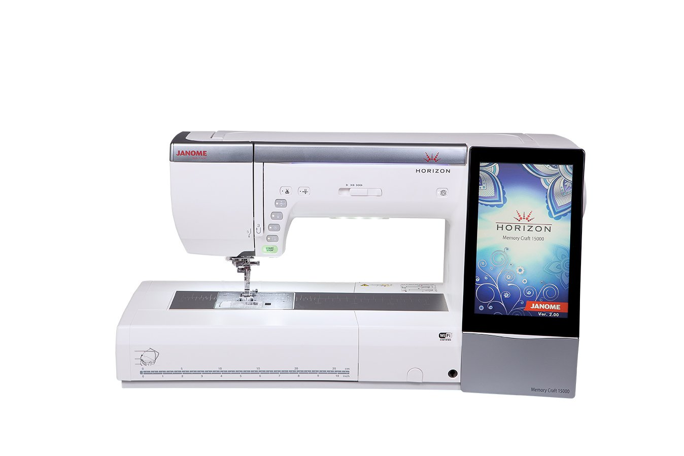 JANOME MC15000 V2 (Call for Pricing)
