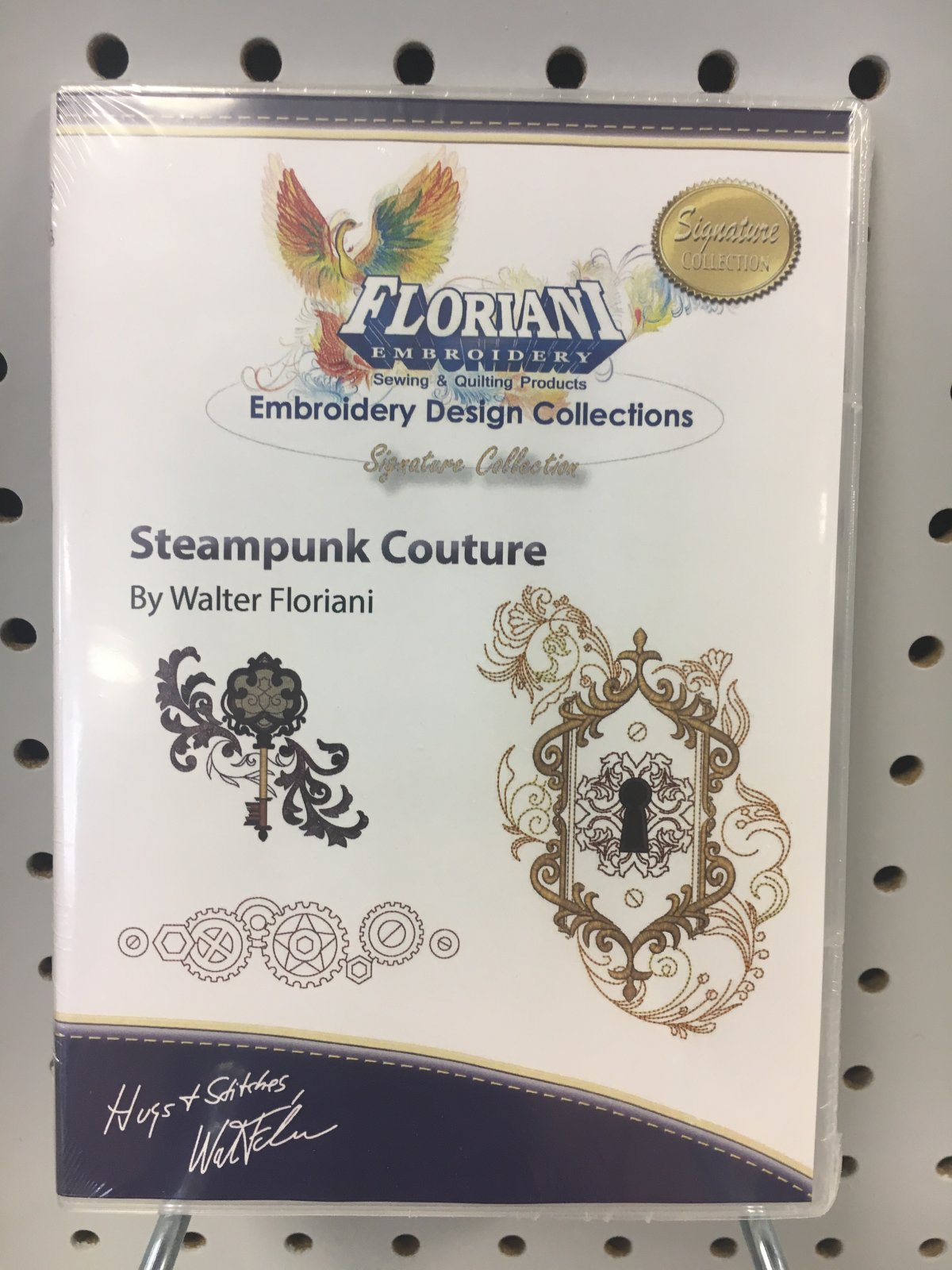 FLORIANI STEAMPUNK COUTURE