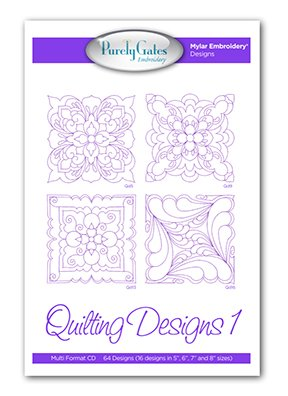 Mylar Quilting Designs 1