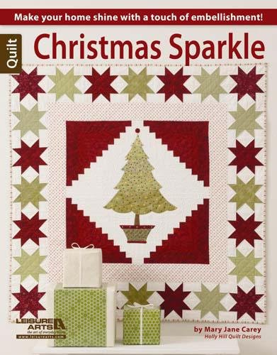 Christmas SparkleLeasure Arts