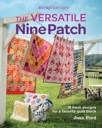 The Versatile Nine Patch Book