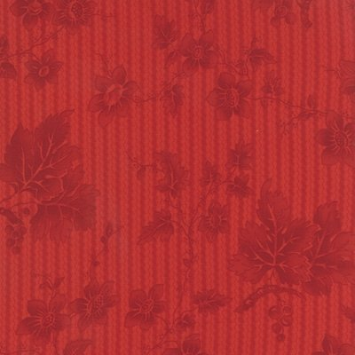 Moda - Crazy for Red Tonal Red 14791 24