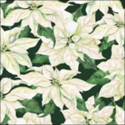 Wilmington Prints Christmas Joy Green with White Pons 1665 33775 717