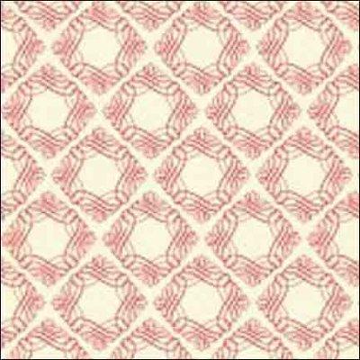 Wilmington Prints Christmas Joy White with Red  1665 33777 223