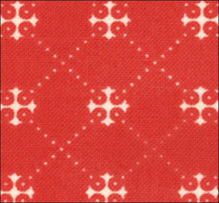 Moda - Tapestry by Fig Tree Quilts-Coral20196-16