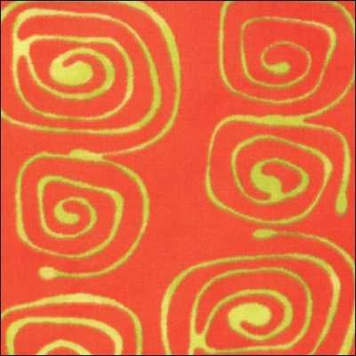 Moda A Stitch in Color 23204-11 Clementine