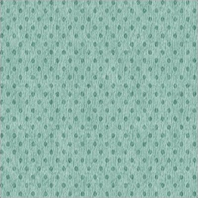 Quilting Treasures - Herb Garden Teal Dot  1649 23430 Q