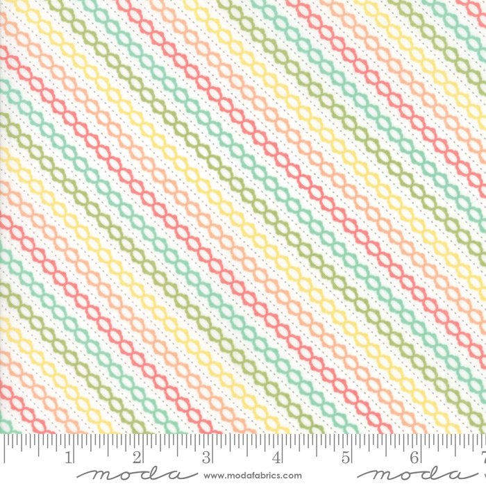 Moda Strawberry Jam 29066 11 Multi Stripe