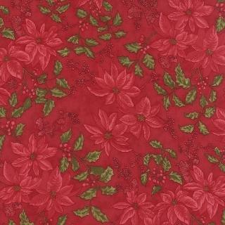 Moda Winterlude Crimson 44047 15