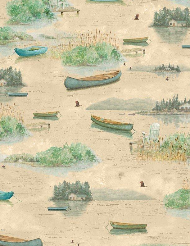 Wilmingon Prints Lakeside Retreat 44074 272
