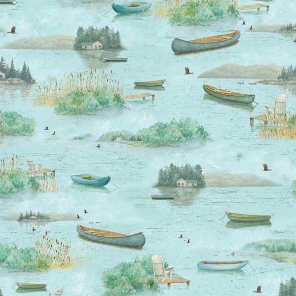 Wilmingon Prints Lakeside Retreat 44074 472