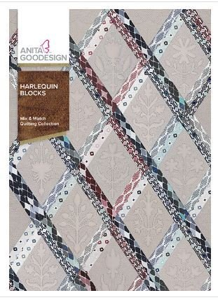 Anita Goodesign Harlequin Blocks 440AGHD