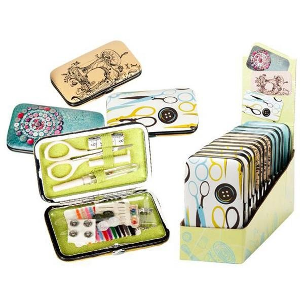 Wallet Style Sewing Kit