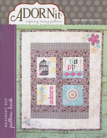 Adornit Rhapsody BOP Pattern Book - 543
