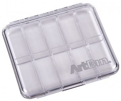 Art Bin Slim Line 4X 4 Boxes Pkg of 2