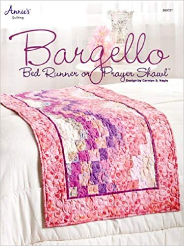 Bargello Bed Runner or Prayer Shawl