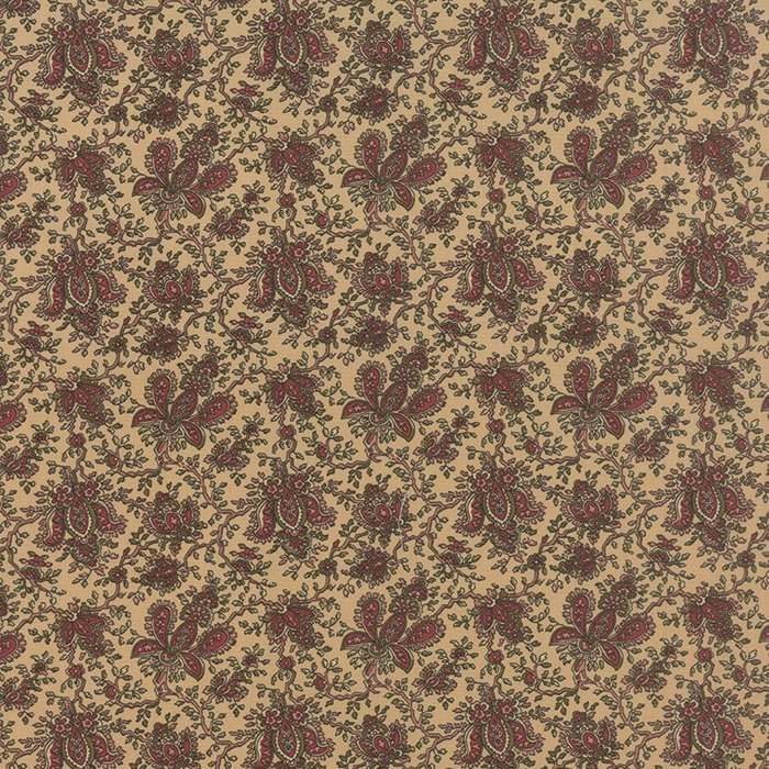 Moda - Alices Scrapbag Antique Tan 8315-11