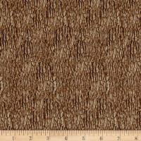 Blank Natural Treasures II 8622 39 Brown Bark Texture