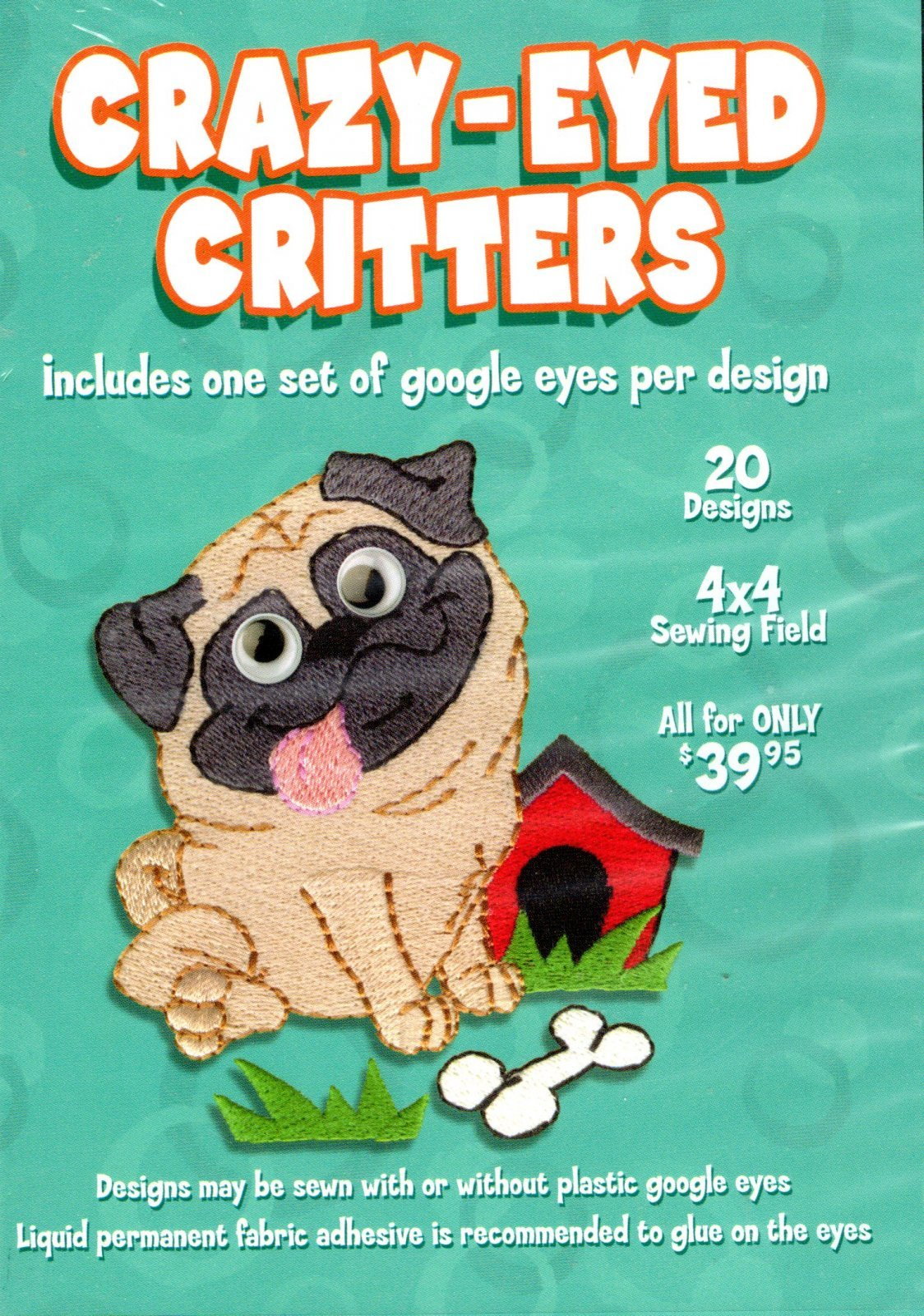 Dakota Collectibles  Crazy-Eyed Critters
