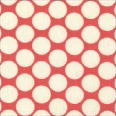 Westminster Amy Butler Lotus CollectionFull Moon Polka Dot AB13 Cherry
