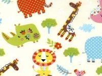 Choice - Kid's time All Over Animals BD 49220 A02