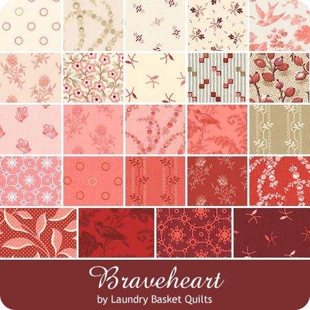 Andover Fabrics Braveheart 3S Braveheart X Strip Rolls