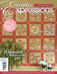 Jenny Haskins Creative Expression Magazine Issue 23 2009