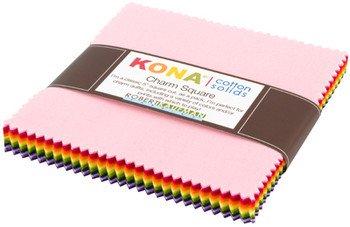 Kona Cotton Charm Squares CHS 327 42