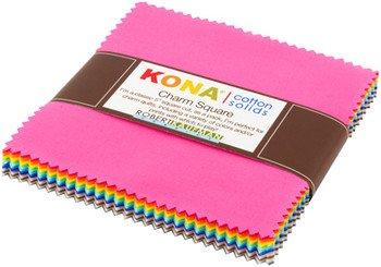 Kona Cotton Charm Squares CHS 671 42
