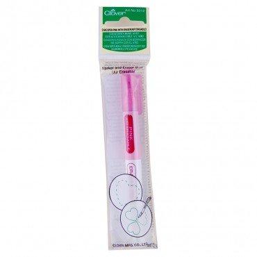 Clover Pink Air Eraser Pen