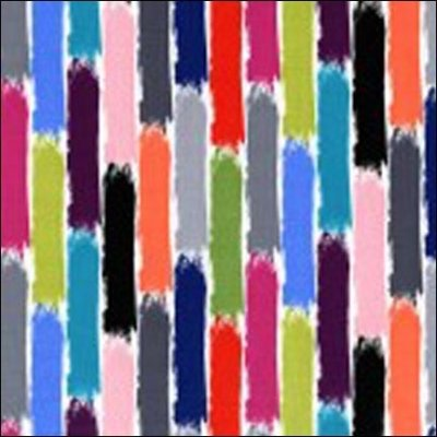 Michael Miller Drop Cloth Multi Colored Brush Stroke DC6419 BRIT D