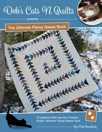 Deb's Cats N Quilts Ultimate Flying Geese