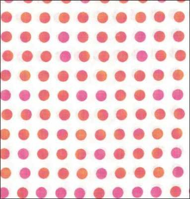 Cara Collection-Crafty CottonsPin/White Dots