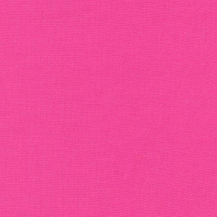 Kona Cotton Brt. Pink
