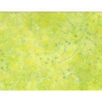 Wilmington Prints Batkis Q1400 22161 758 Dots & Triangles Lime Green