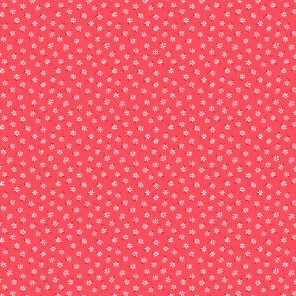 Wilmington Prints Amorette Tiny Floral Dk. Pink Q1803 98640 333
