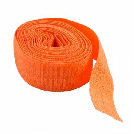 ByAnnie Fold Over Elastic 3/4 Pumpkin