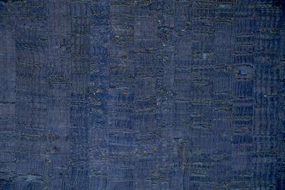 Cork Fabric Blue VL15BL1