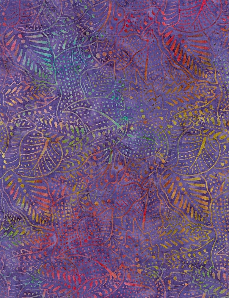 Batik - Tranquil - Hyacinth