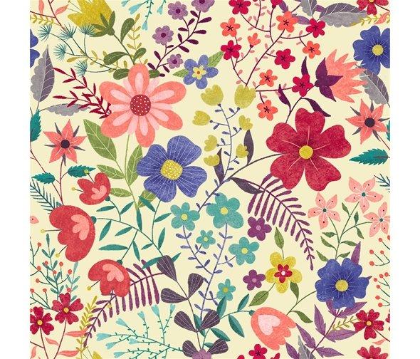 Blank Owl Prowl Digital wildflowers 1140 41
