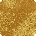 Kaufman Holiday Flourish Metallic 12 Gold 18341-133